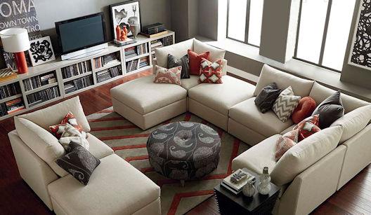 ba3758b14e2 Kleuraccent kiezen voor je woonkamer maar welke? | Woonkamer ideeën