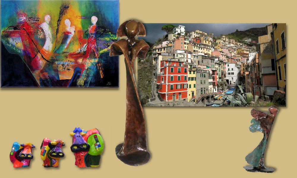 Woonkamer Met Kunst : Woonaccessoires kiezen u2013 woonkamer ideeën