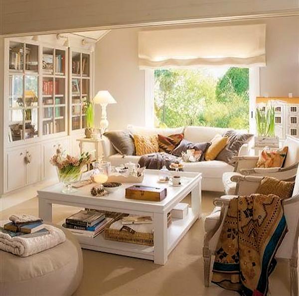 Woonkamer inrichten woonkamer idee n - Hoe een kleine woonkamer te voorzien ...